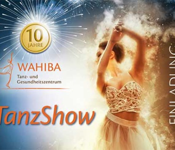 10 Jahre Tanzschule Wahiba